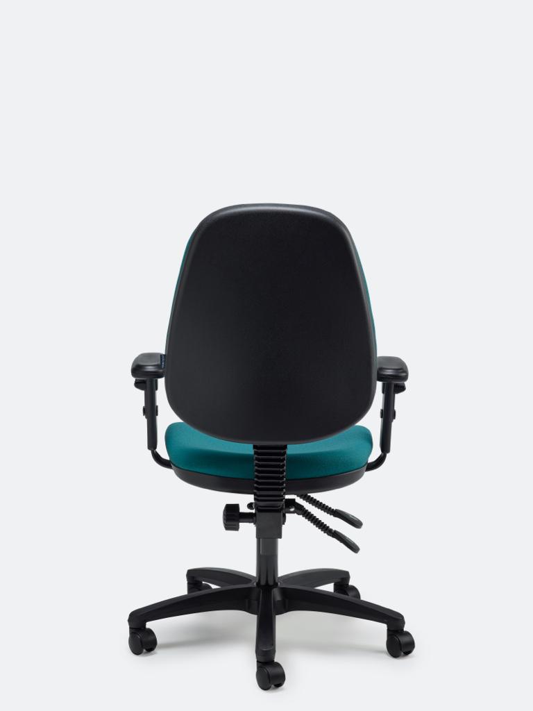 Ethos High Back Office Chair Rear