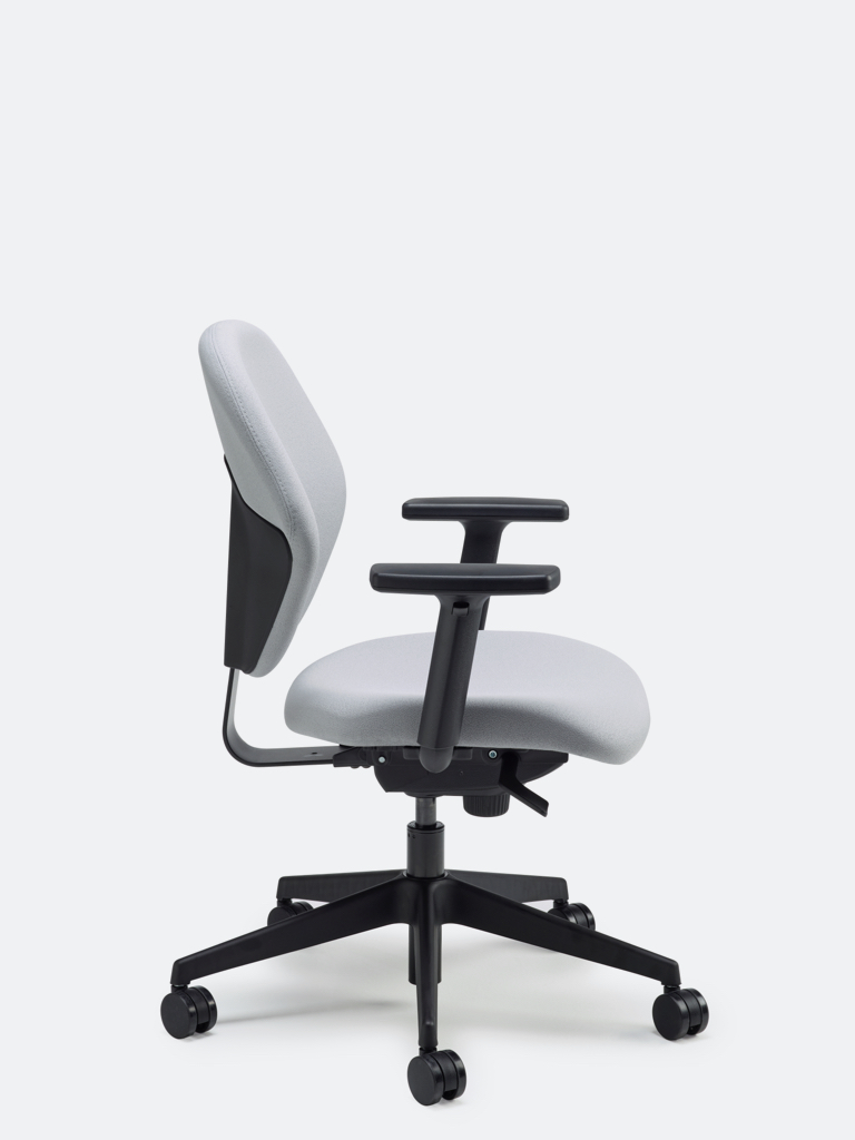 Stratos Office Chair Side